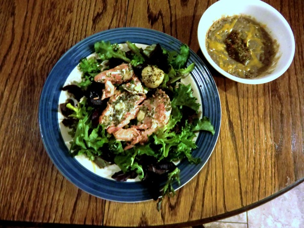 salmon-salad-refried-beans.JPG