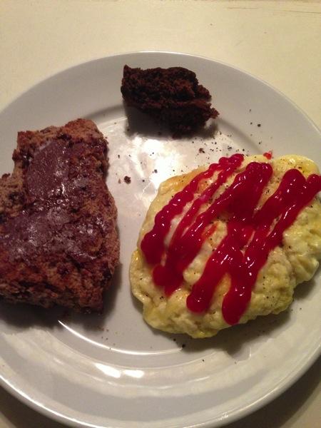 egg puff, costco, gingerbread