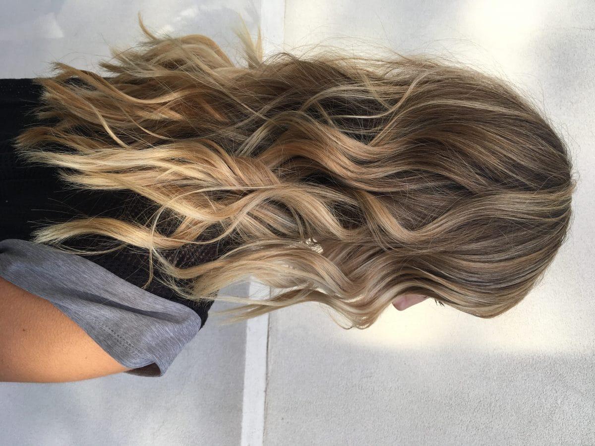 Kelli hair