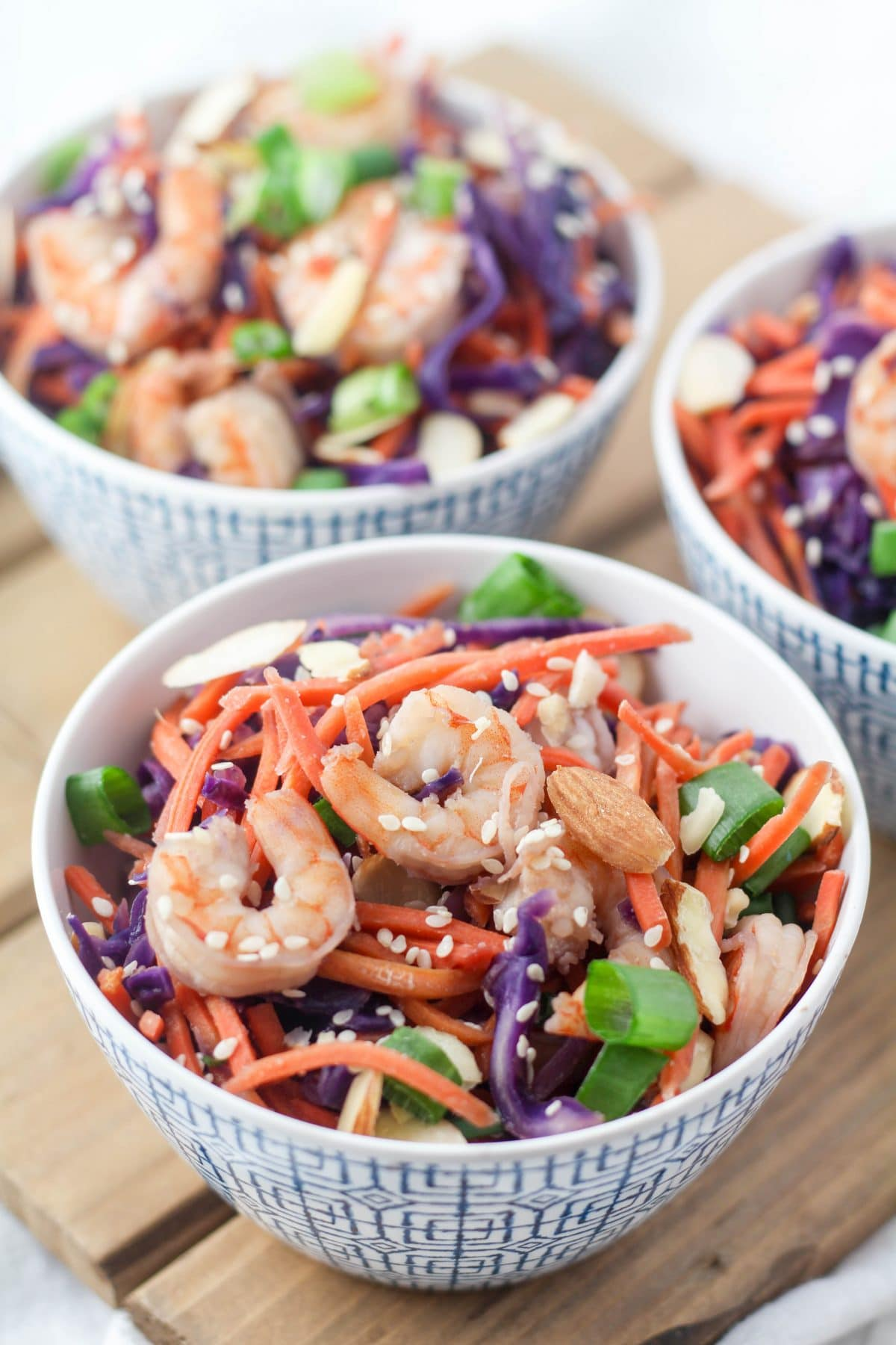 Mu Shu Shrimp Gluten Free Healthy