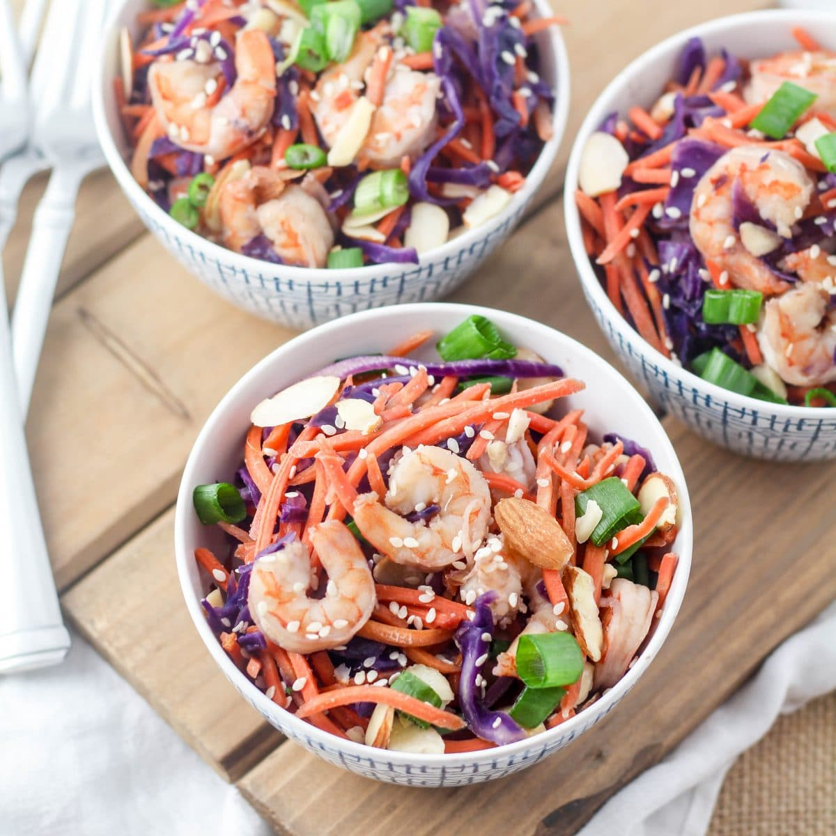Mu Shu Shrimp Gluten Free Healthy