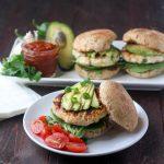Jalapeño Cheddar Turkey Burgers