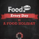 Foodie iPhone Apps:  Food Holiday & Foodie TV