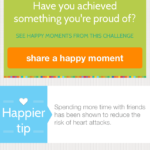 Healthy iPhone App Review Friday:  Happier