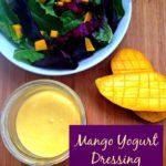 Mango Yogurt Salad Dressing