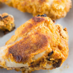 "Oven ""Fried"" Chicken Drumsticks"