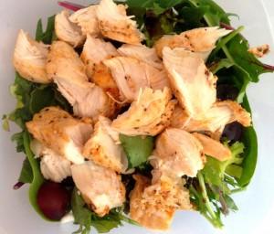 chicken salad (wed)