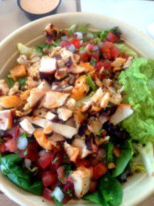 rubios chx salad