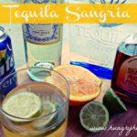 Tequila Sangria