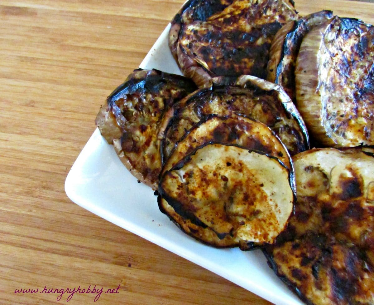 recipe: grilled eggplant side dish [6]
