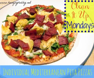 Mediterranean Clean Eating Pita Pizza.jpg