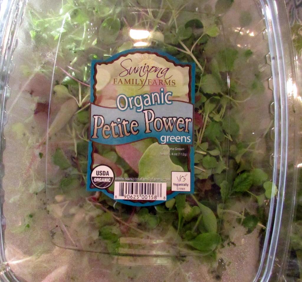 Organic Petite Power