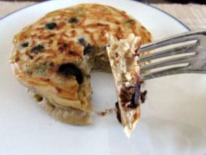 Whole Wheat Pancakes(bite)