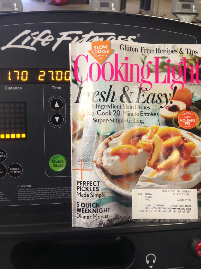 1.7 mile walk cooking light mag
