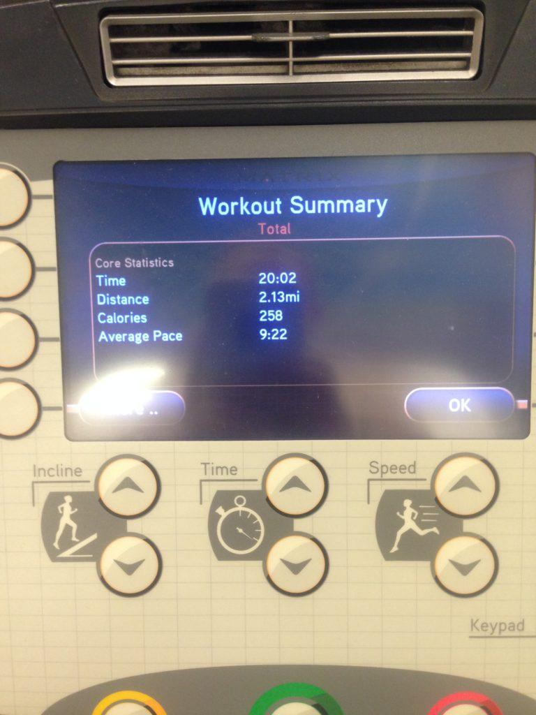 20 mins 2.3 miles