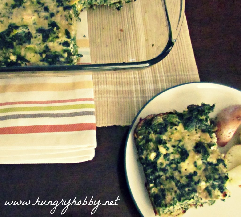 Shaved Brussel Sprouts and Spinach Quiche- Hungry Hobby .jpg