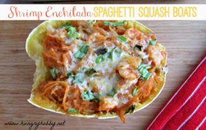 Shrimp Enchilada Spaghetti Squash Boats - from Hungry Hobby .jpg