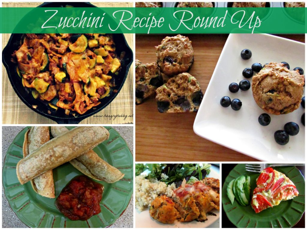Zucchini Recipe Round Up- Hungry Hobby.jpg