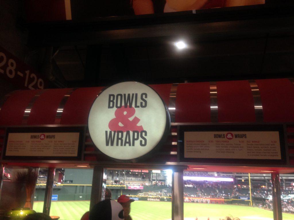 bowls & wraps