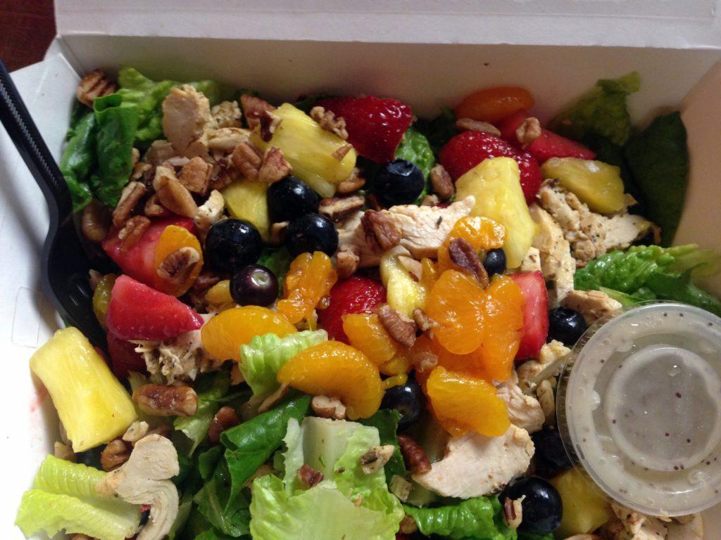 paradise bakery salad