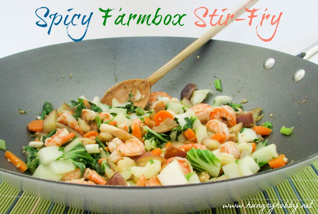Spicy Farmbox Stir-Fry