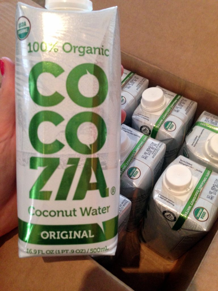 cocozia water