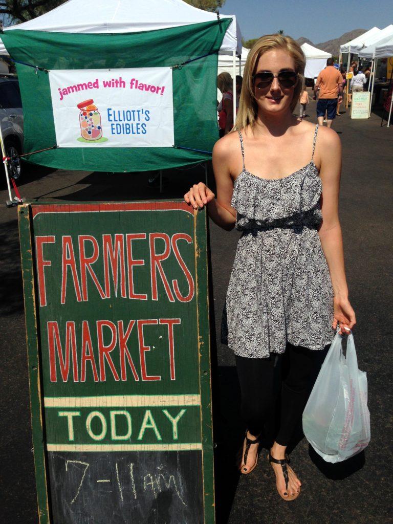 farmers market kelli