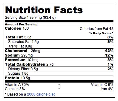mini-quiche-nutrition-facts