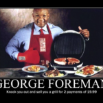 My Favorite (Old) Kitchen Gadget – The George Foreman
