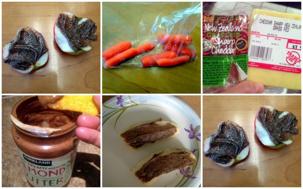 Snacks Collage