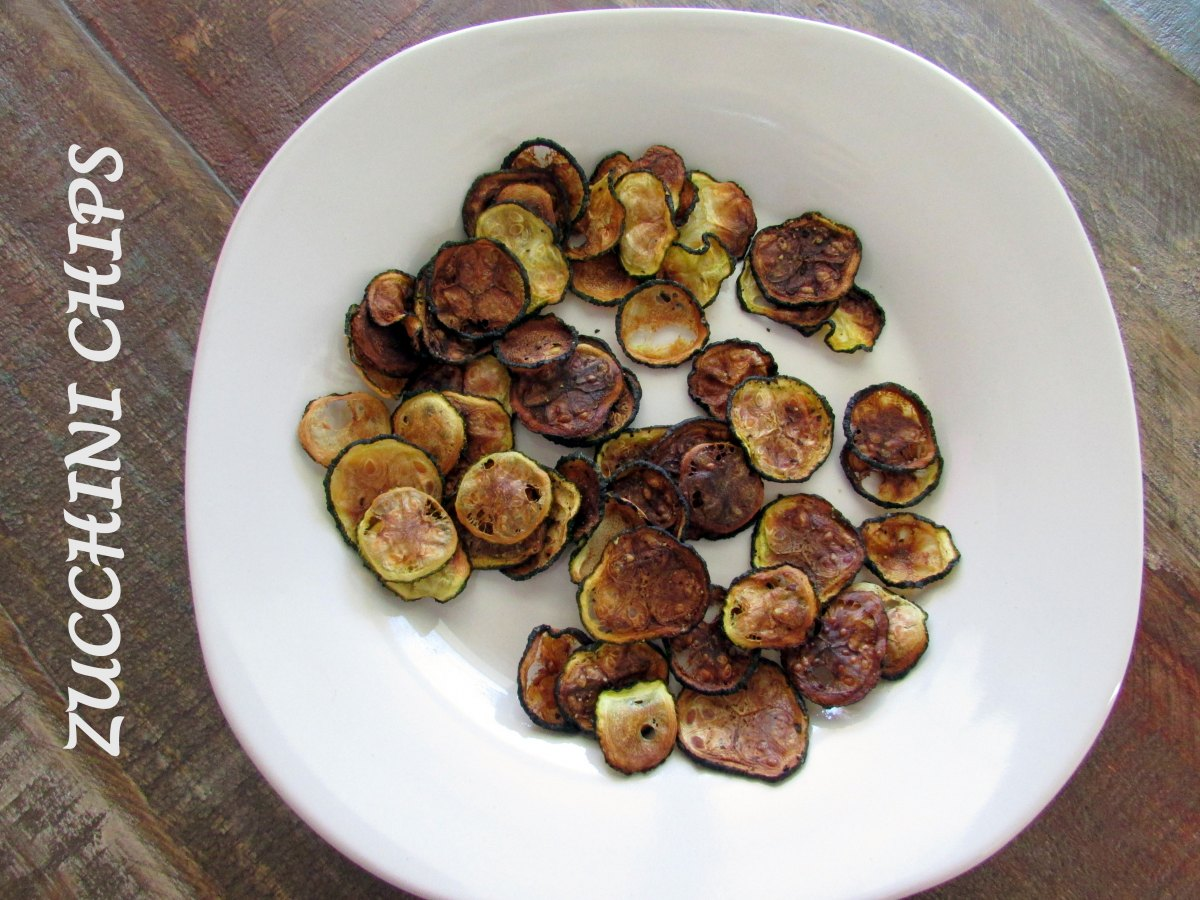 Zucchini chips recipe redux september 2014 hungry hobby show us how you like to dehydrate or a healthy recipe for how you enjoy using dehydrated fruits veggies or other bounty zucchini chips forumfinder Gallery