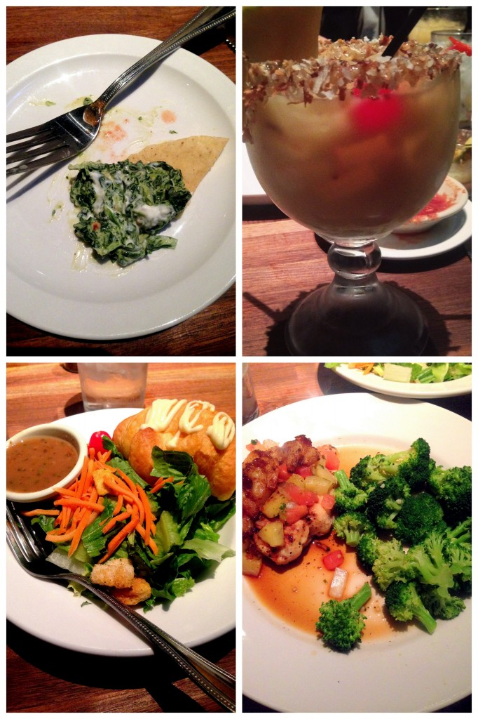 dinner collage cheddars