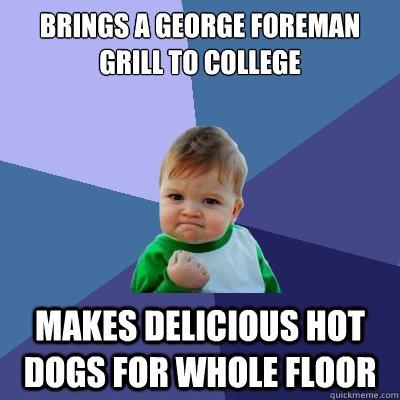 Funny foreman
