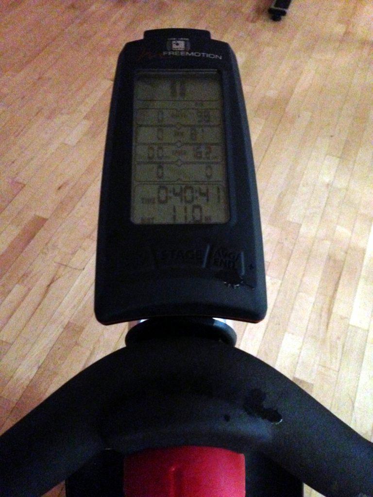 11 miles bike