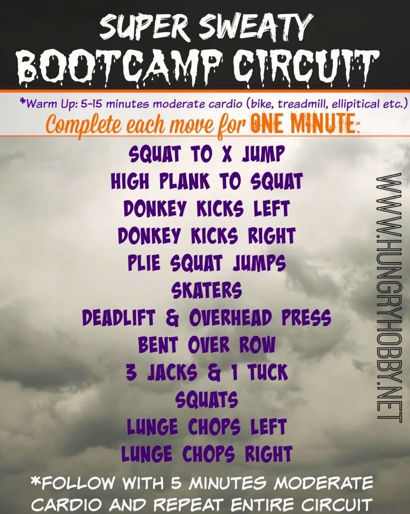 Halloween Workout