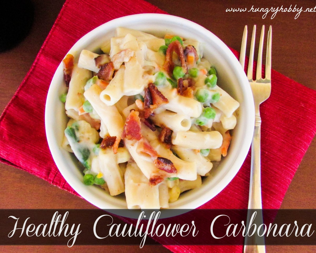 Healthy-carbonara-cauliflower