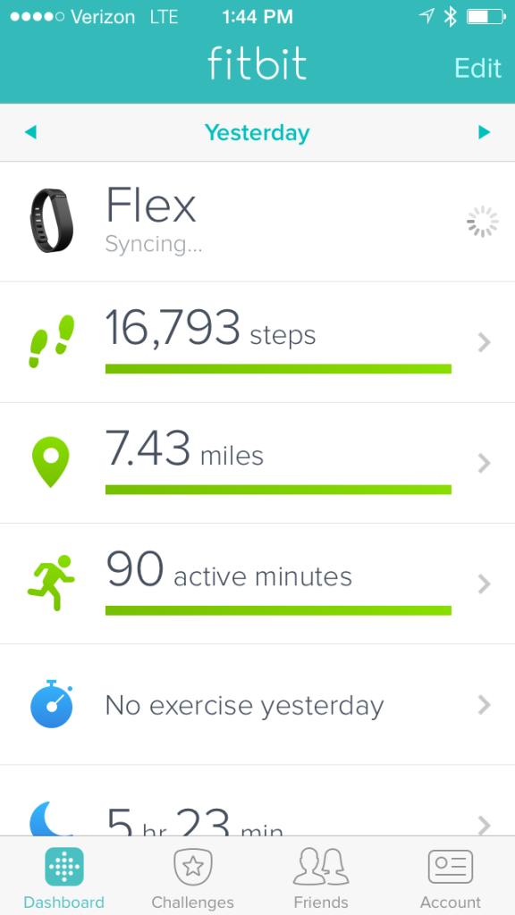 Fitbit-stats