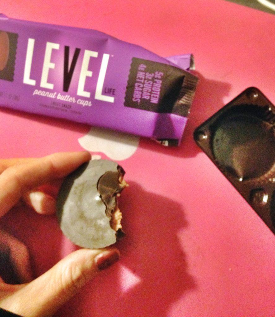 level-bar