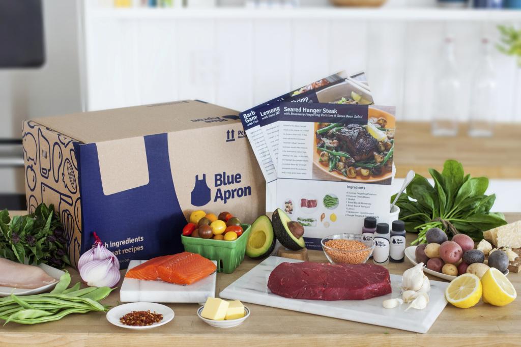 blueapron meals