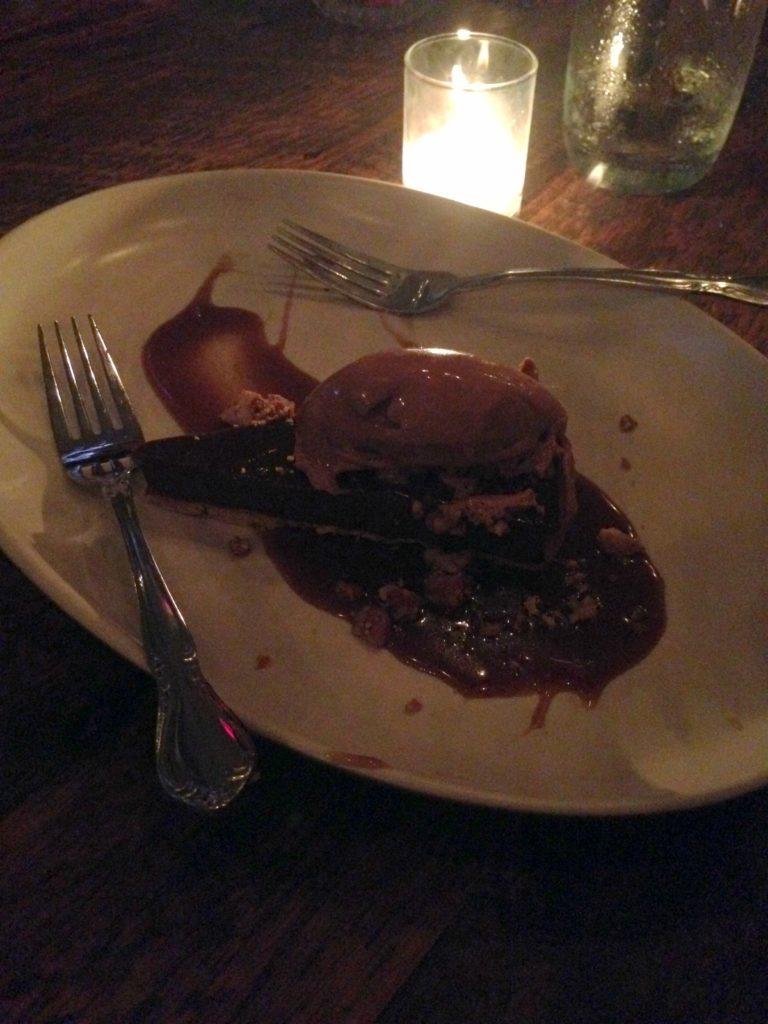 chocolate cake-north