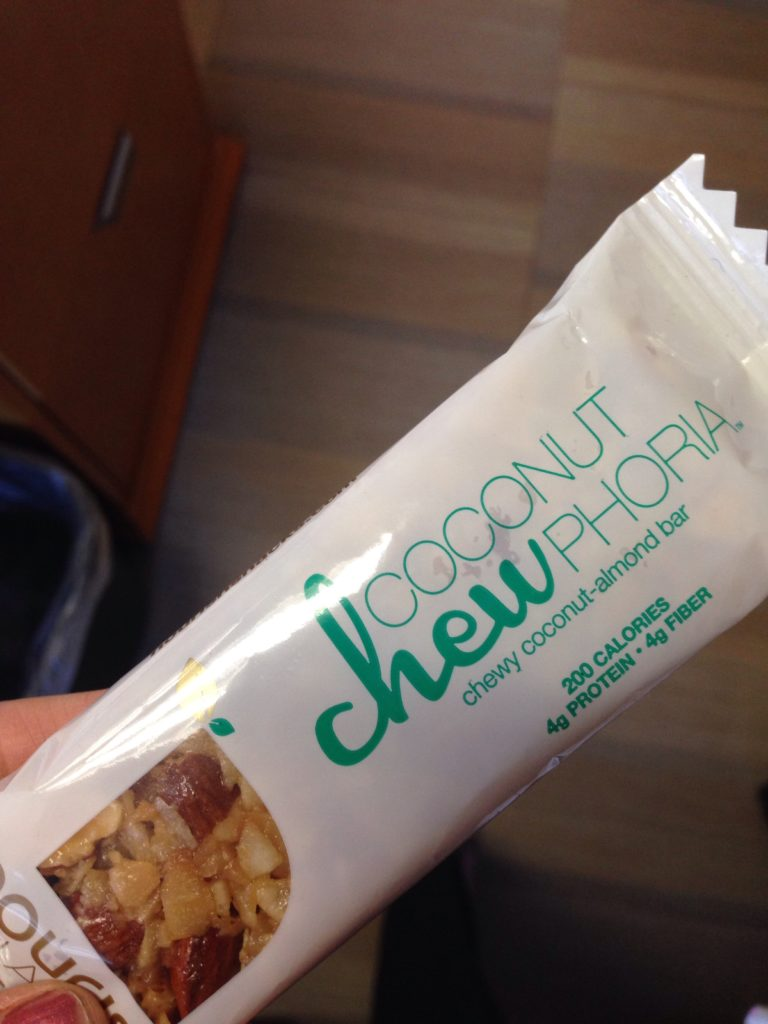 coconut nourish bars