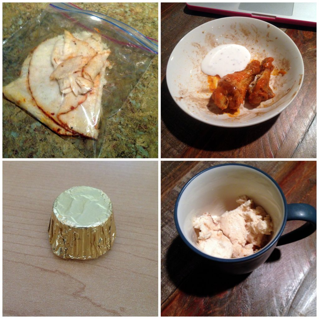 snacks-desserts collage