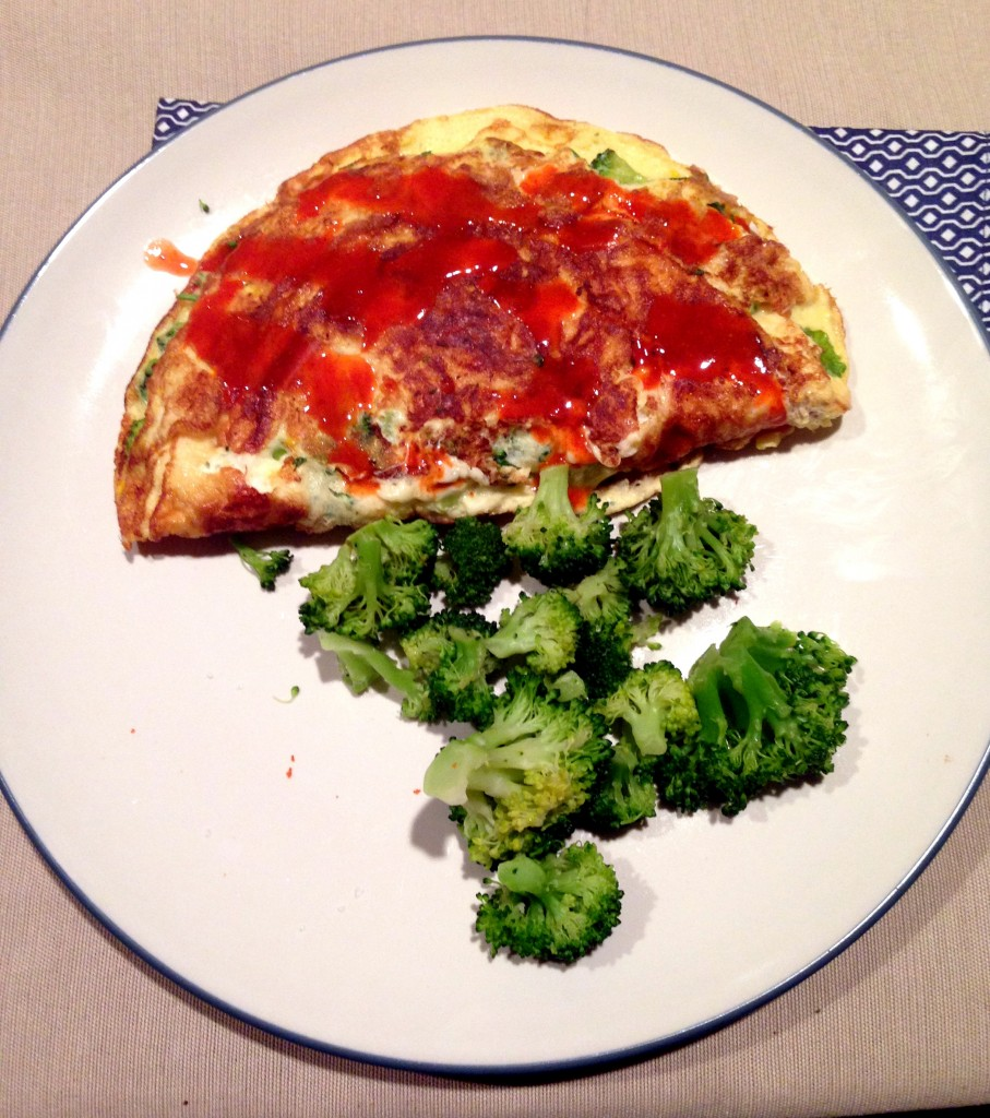 wed- omelet