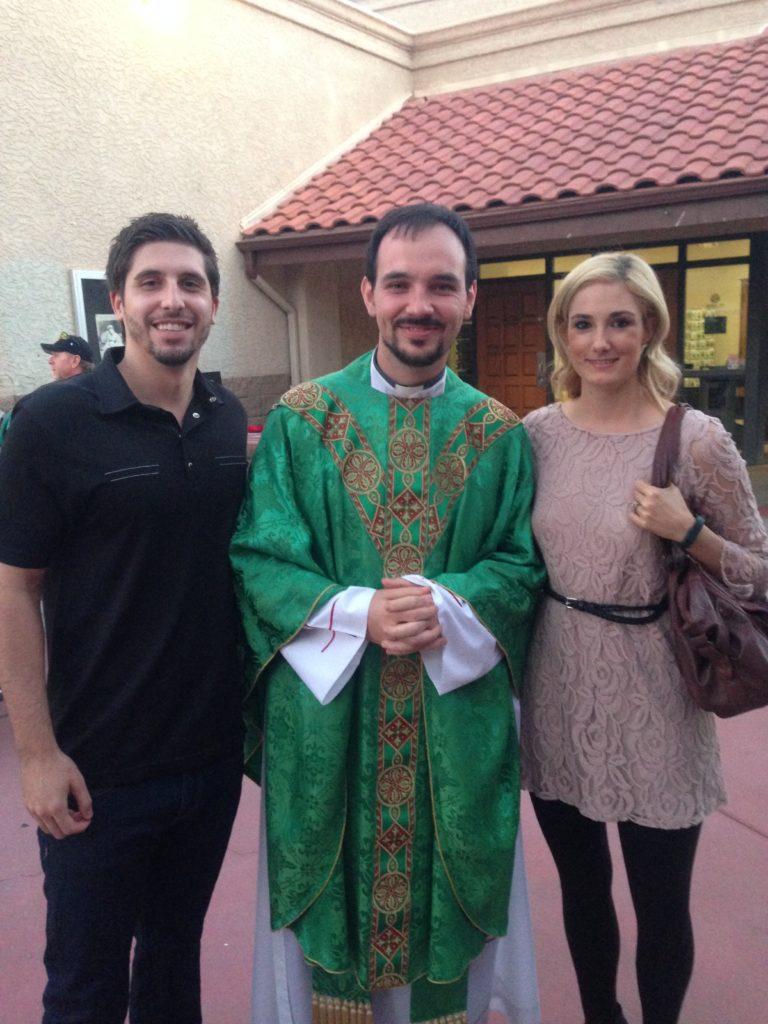 Father Sergio One Year Anniversary 2448x3264