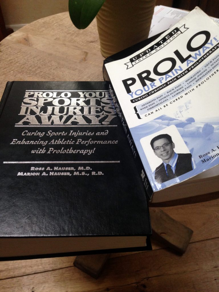 prolo-therapy-books