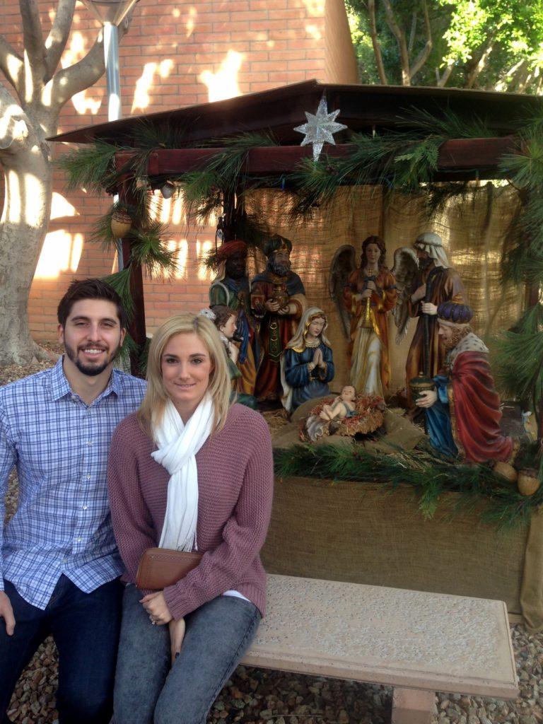 K&P Nativity Scene