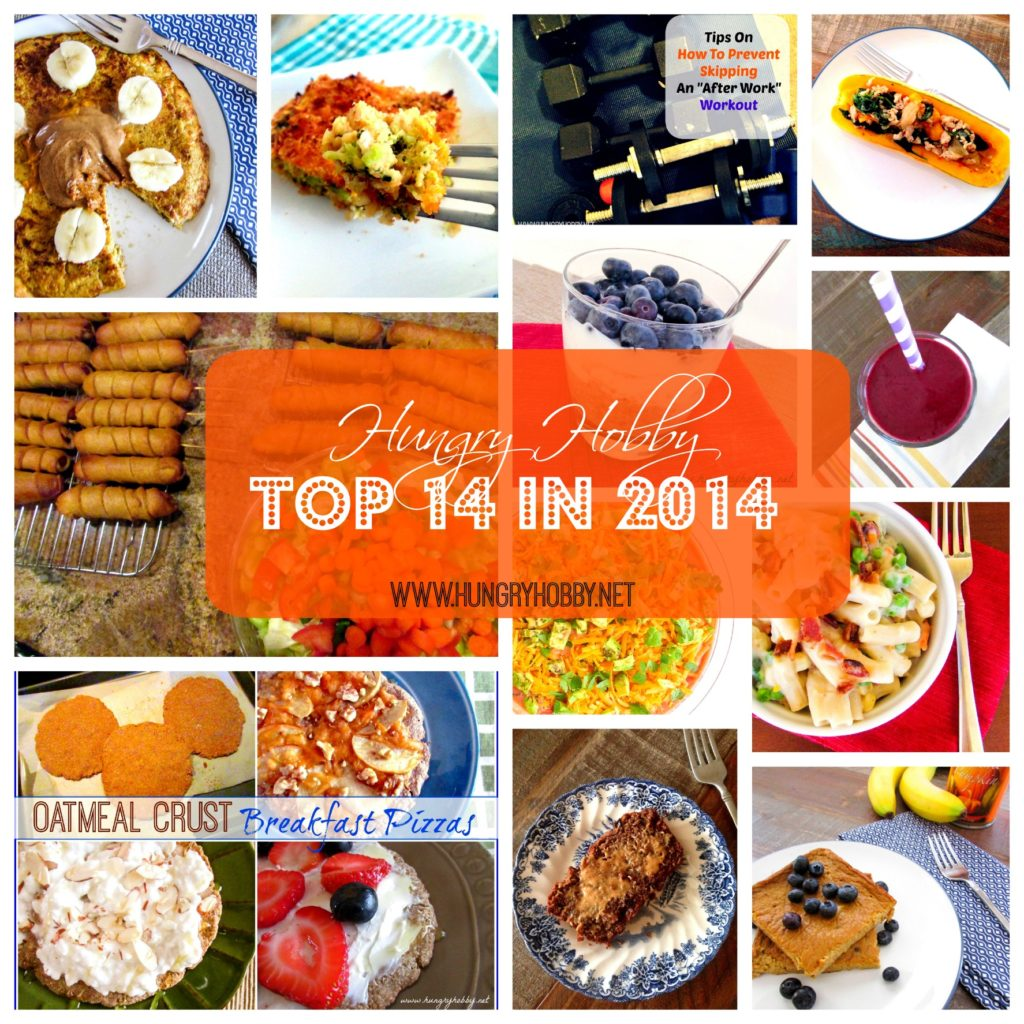 Top 14 in 2014 Hungry Hobby