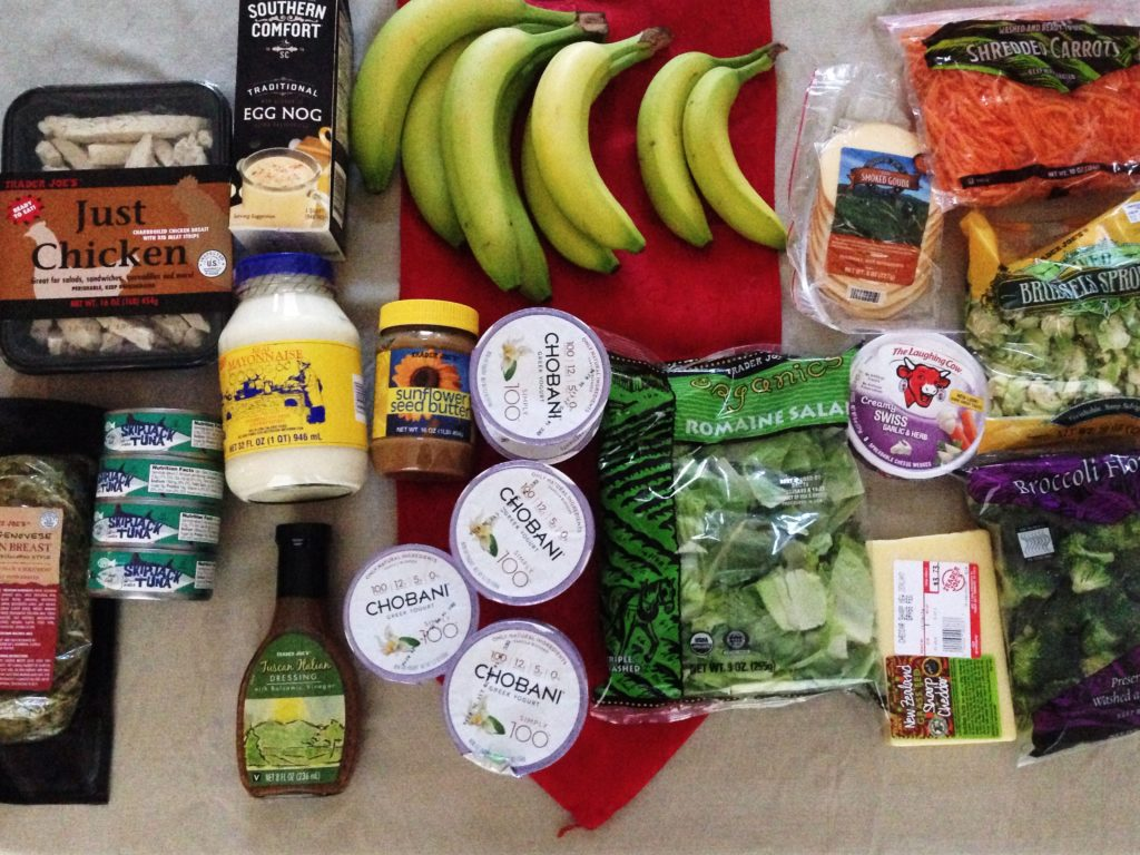 trader joe's and frys groceries