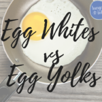 Egg Whites vs. Egg Yolks Nutrition Benefts