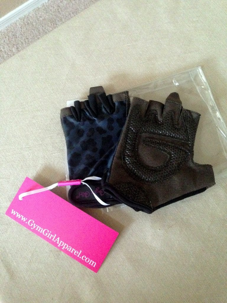 gym girl gloves